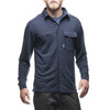 Houdini M's Wolf Shirt blue illusion